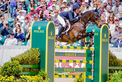 Meghan O'Donoghue and Pirate Rolex 2013