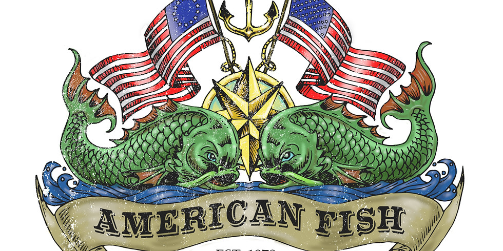 The American Fish Company hosts the Back Porch Rockers
