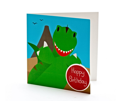We Stock A Selection Of Cute And Adorable Dinosaur Birthday Cards To Match Our Range