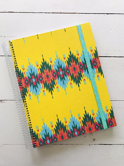 CUADERNO UNIVERSITARIO YELLOW