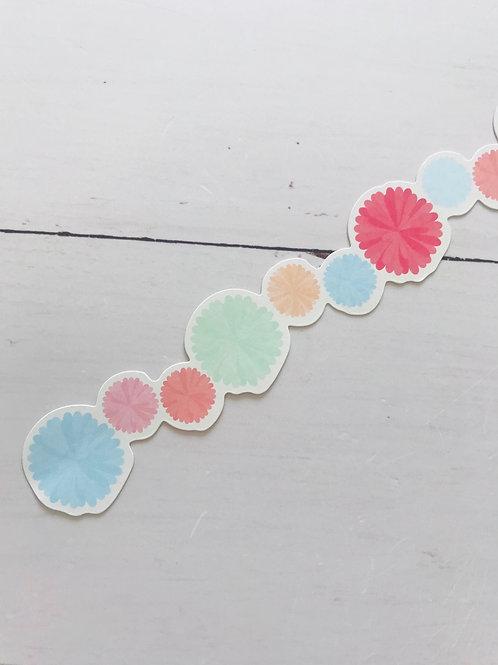 Stickers Pompones