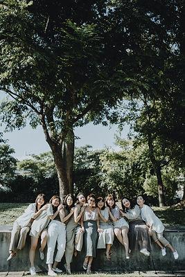 Ruby Chen 婚禮服務 主持 雙語 團隊 Wedding Bilingua