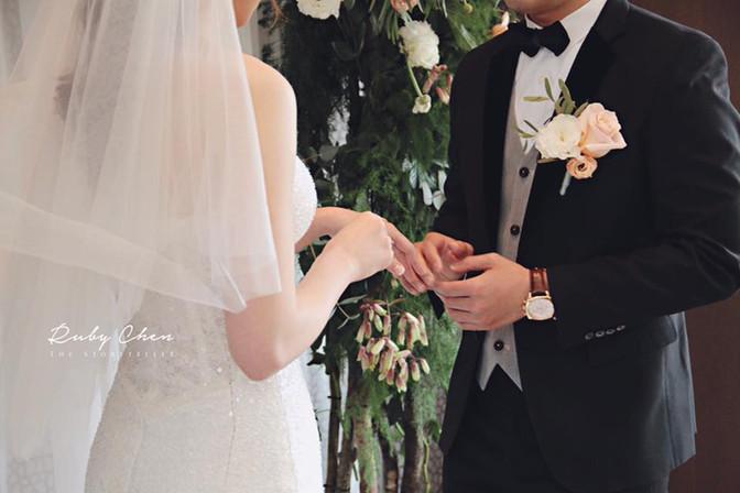 Brian & Winnie | Joyce East | Intimate Wedding