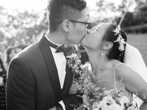 Jerry & Tiffany 文山農場 野餐婚禮