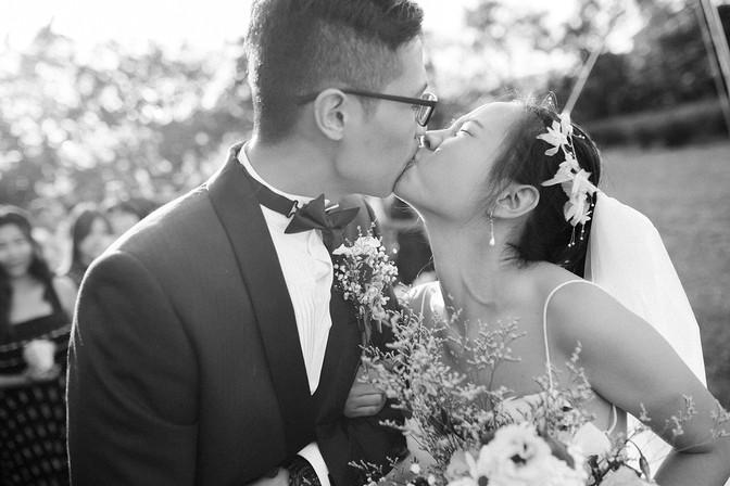 Jerry & Tiffany|文山農場|野餐婚禮