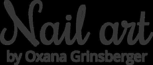 אוקסנה גרינסברגר | לק ג'ל בפתח תקווה