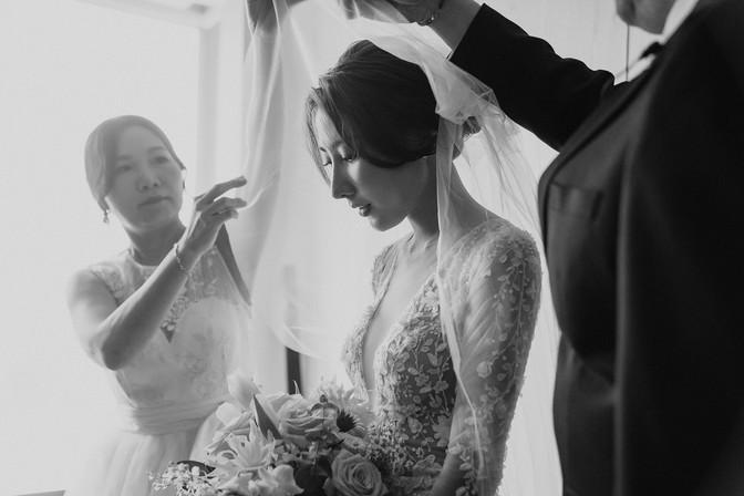 TK & Ariel | 艾麗酒店 | 獅子男孩婚禮