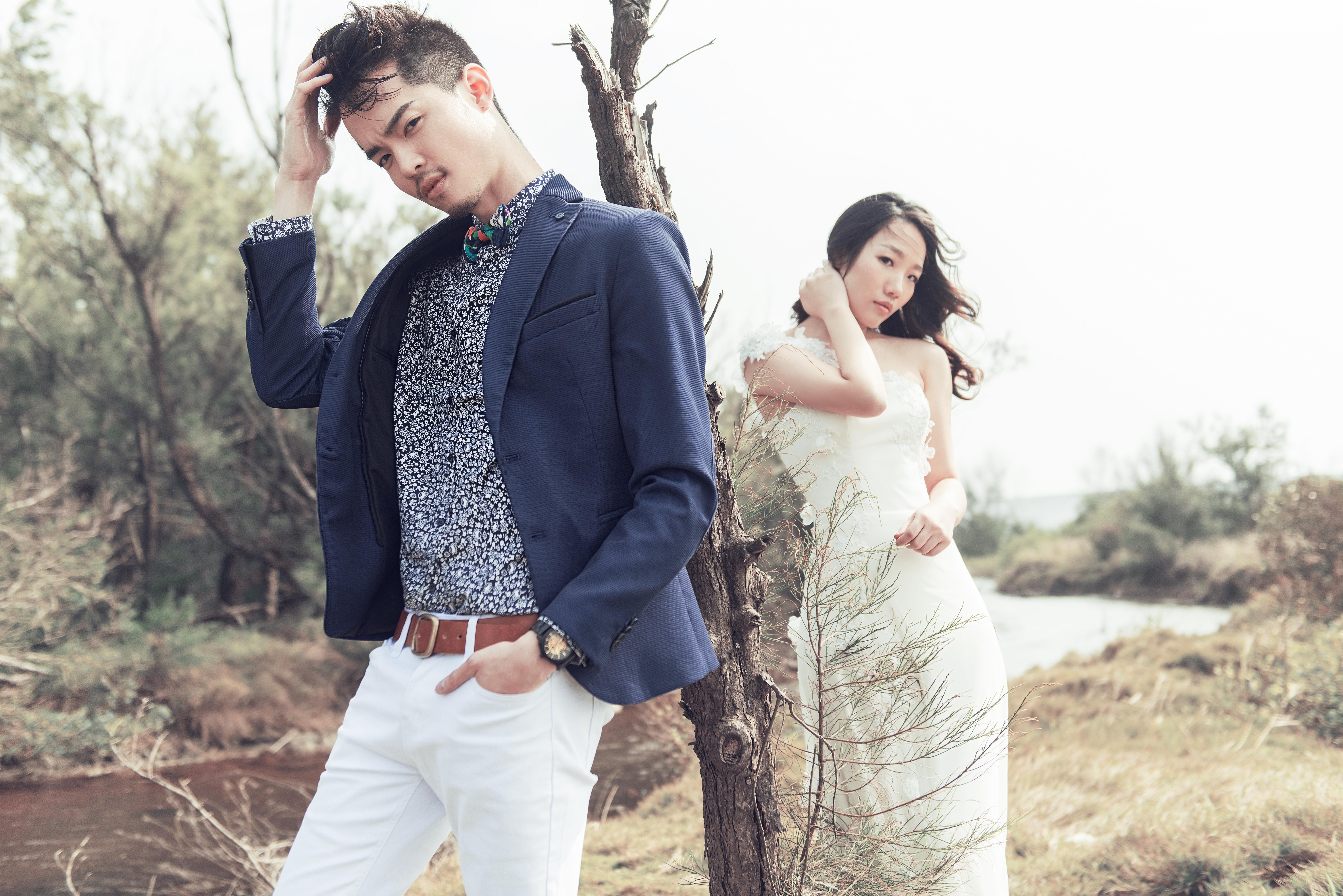 VENE AI BRIDE | ChiChi + Brian