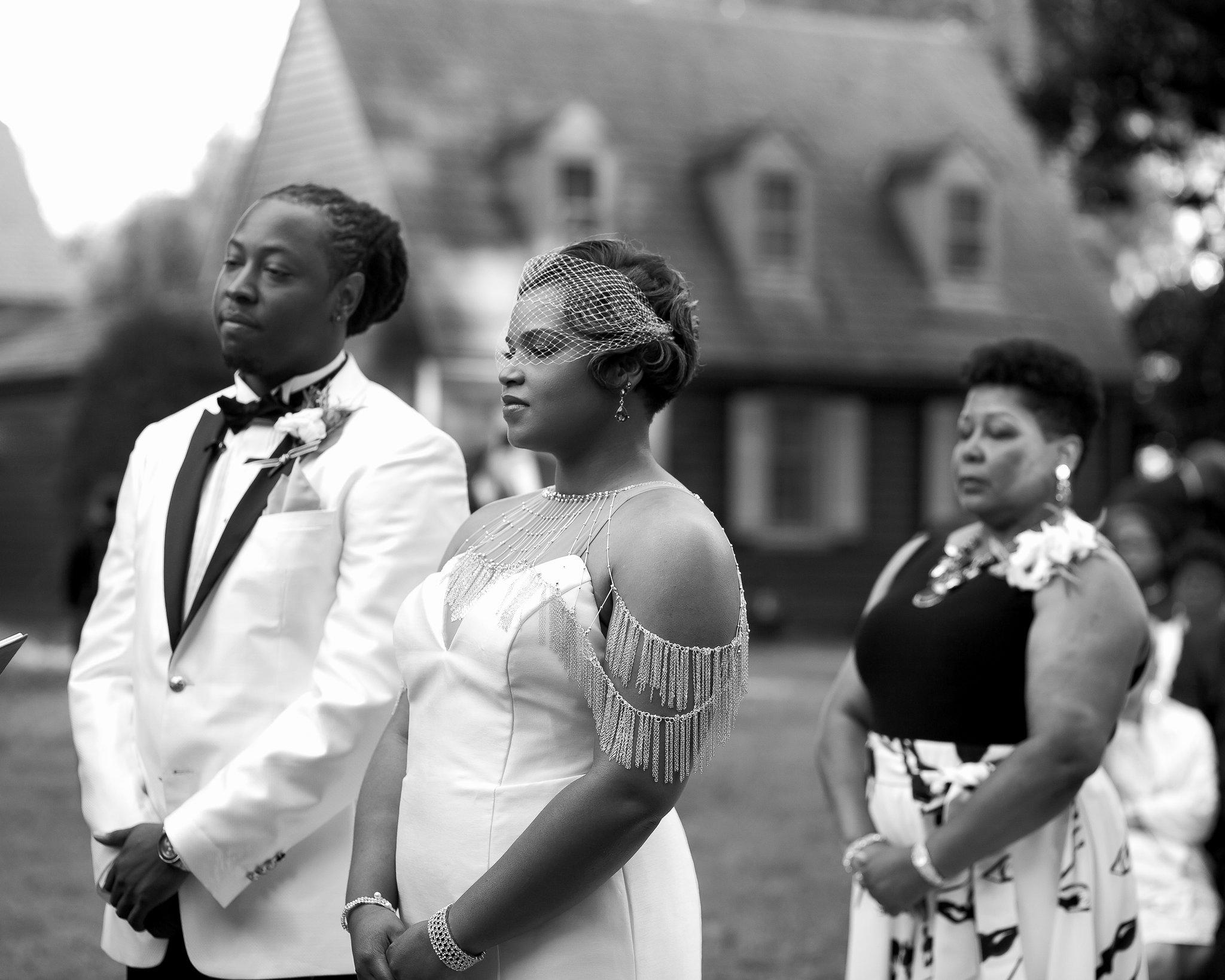 VENE AI BRIDE | Shannon + Brandon