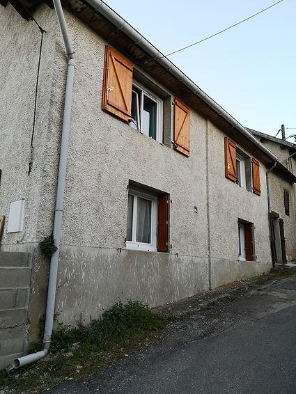 isolation murs par l'extérieur