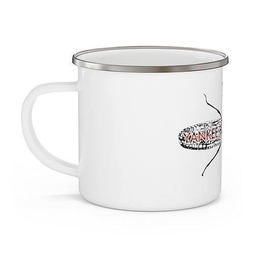 PTERONARCYS - Enamel Camping Mug
