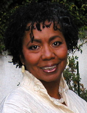 Dr. Pat Gay, African-American psychotherapist and artist