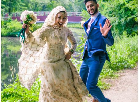 Umama & Fahid | Walima