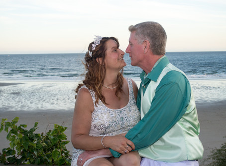 Susan & Don | Married