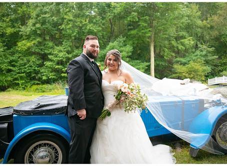 Pollyanna & Dave | Married