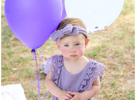Emma | 1st Birthday