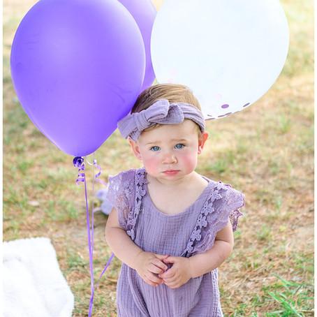 Emma | 1st Birthday