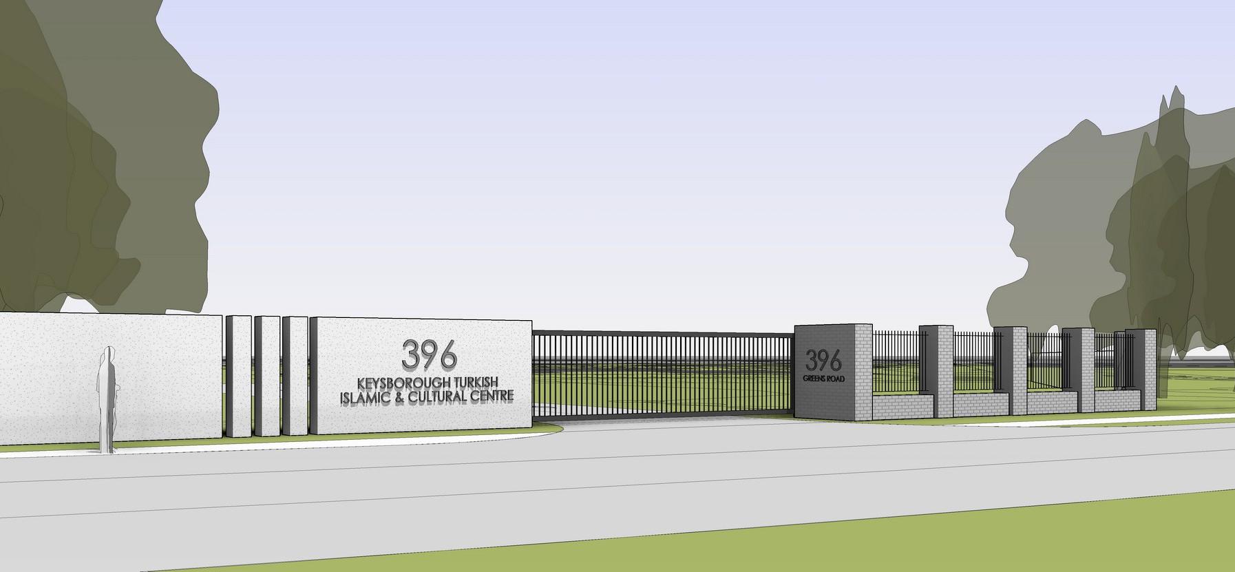 1341 - KTICC Greens Road Entrance_3d Vie