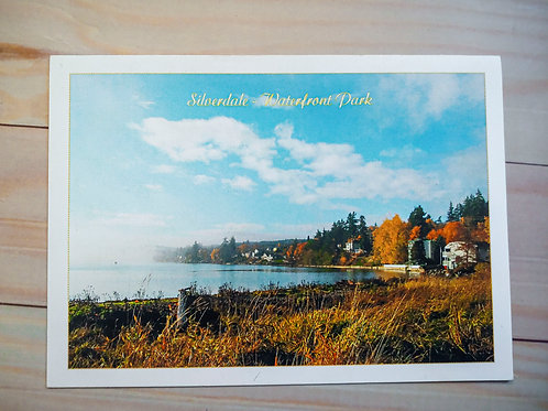 Silverdale Waterfront Park | 8 Boxed Note Cards