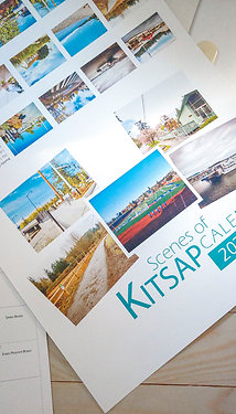 Scenes of Kitsap | Wall Calendars :: 2 Sizes