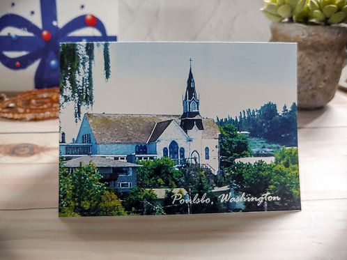 Poulsbo Church | 8 Boxed Note Cards
