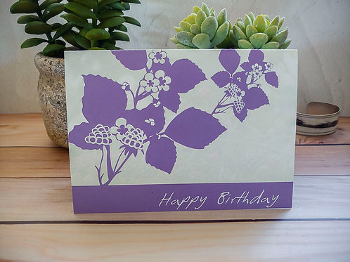 Berry Birthday | 8 Boxed Greeting Cards