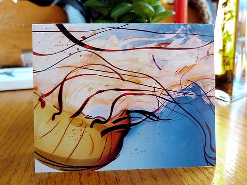 Jellyfish | 8 Boxed Note Cards