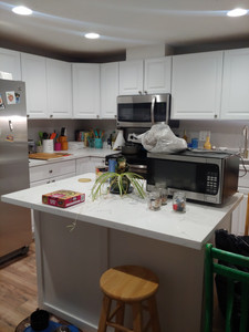 Check Out the Kitchen!