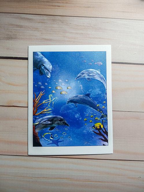 Under the Sea | 8 Boxed Note Cards