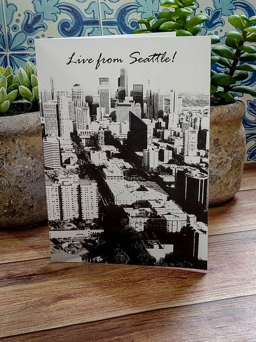 From the Space Needle | 8 Boxed Note Cards