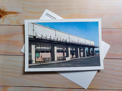 Bremerton Transportation Center   Postcard