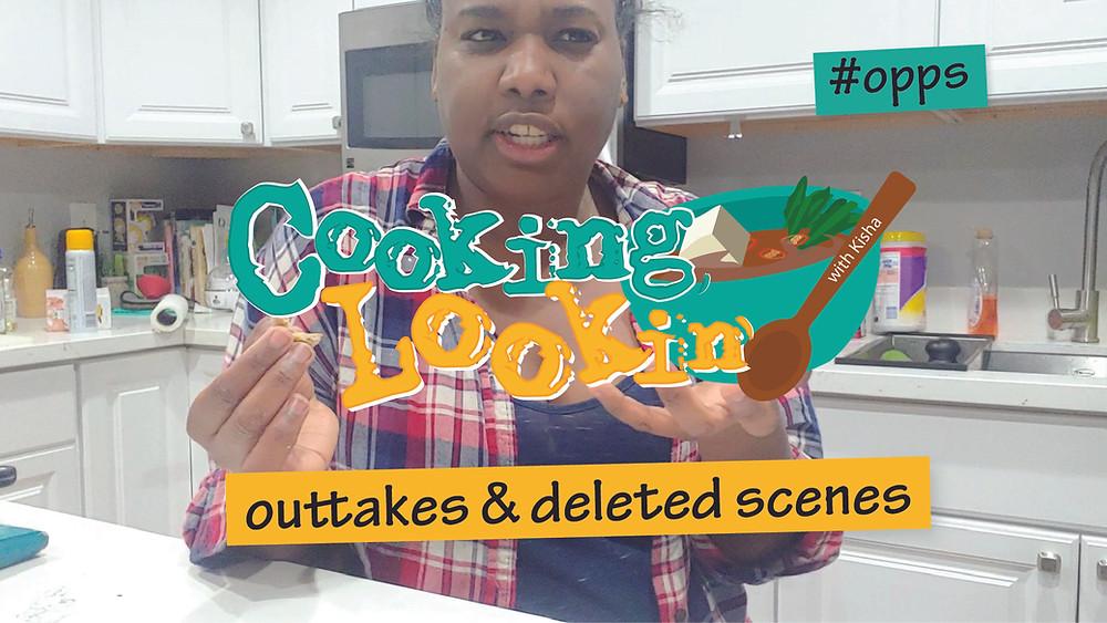 Kisha Helena and Cooking, Lookin' Logo