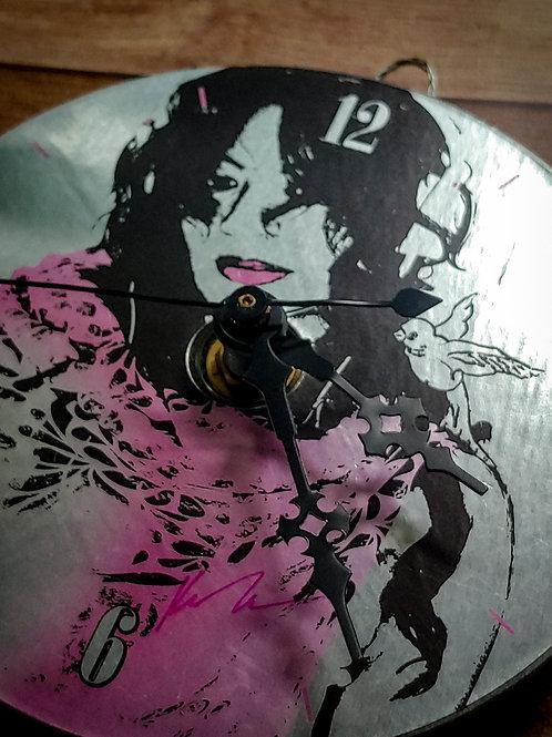 Ronamae | CD Wall Clock Signed by Artist