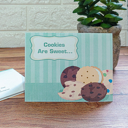 "Cookies ""Thank You"" 