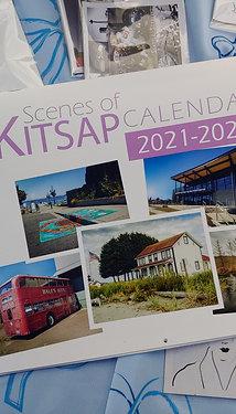 Scenes of Kitsap   Wall Calendars :: 2 Sizes