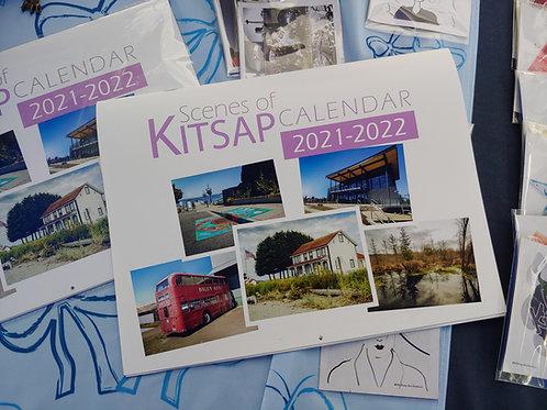 Scenes of Kitsap | Wall Calendars :: 2 Sizes