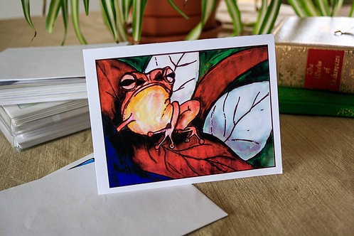 Sitting Pretty | 8 Boxed Note Cards