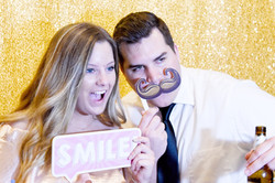 mint museum uptown - the biltmore house - wedding photo booth - corporate party photo booth - separk