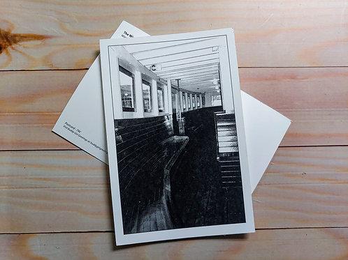 Inside Ferry | Postcard
