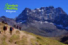 Tour Peru Machu Picchu saliendo de Monte