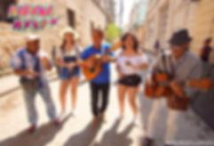 Tour Cuba para jovenes saliendo Monterre