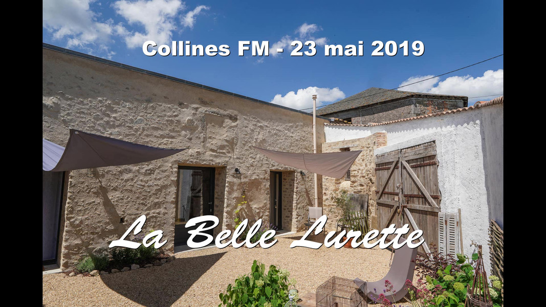 Collines FM - La belle lurette.wmv