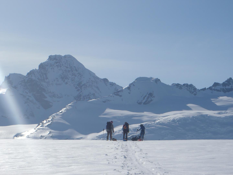 The Monarch Glacier