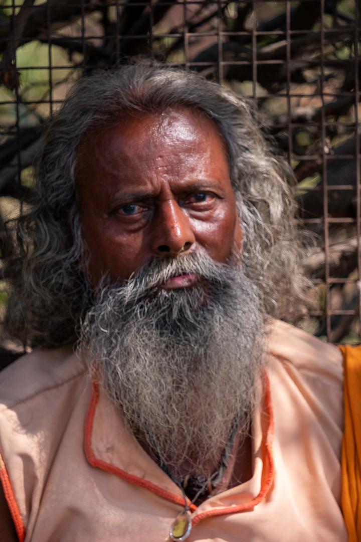 Shadu devoto de Shiva