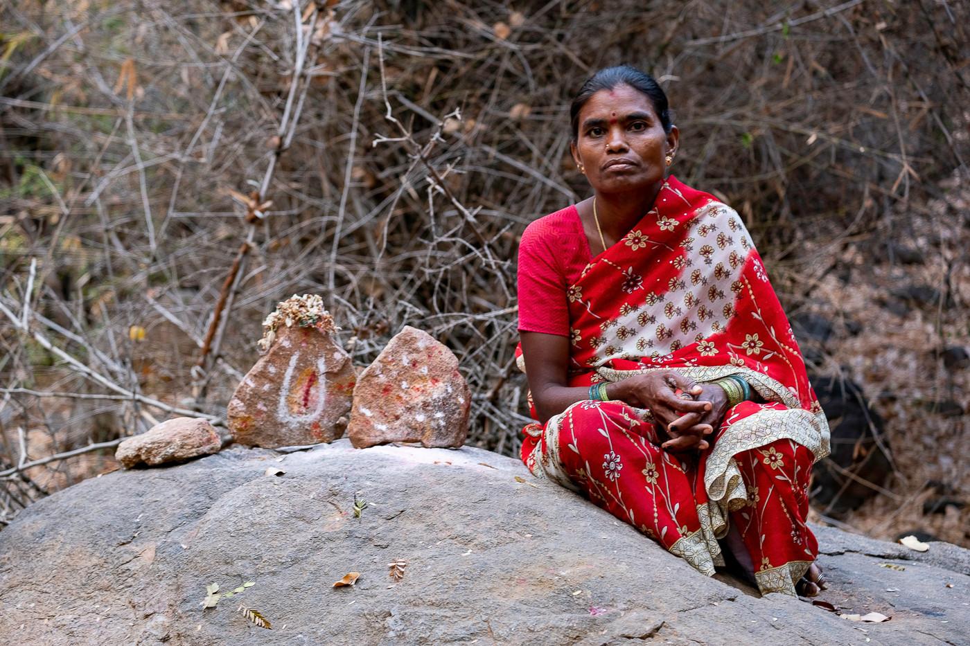 Mulher nativa