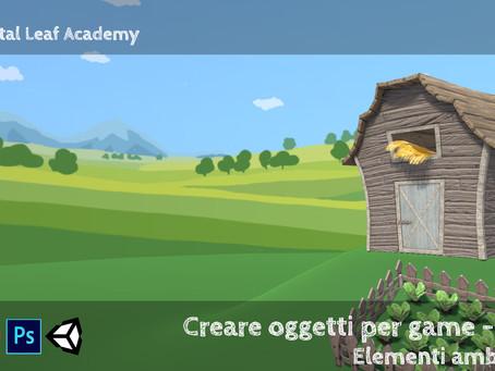 Creare oggetti per games - Volume 1