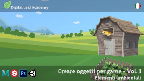 Creare oggetti per game - Vol.1