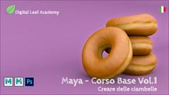 Maya - Corso Base Vol.1