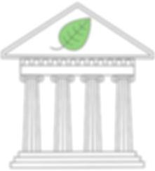 Corsi online grafica 3D - Logo della Digital Leaf Academy