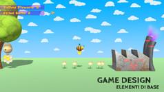 Game Desing - Elementi di base